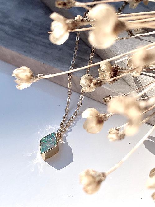 'Tiyane' Opal Necklace FN91