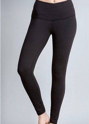 Black Yoga Pants P08