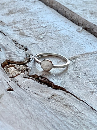 KINDRED Sterling Silver Circle Ring KR44