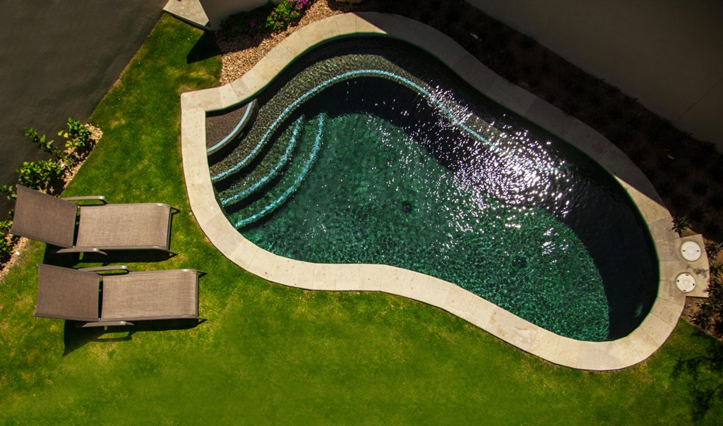 Swimming Pool Hacienda del Mar Ventanas Residences
