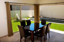 Dining Room Hacienda del Mar Ventanas Residences