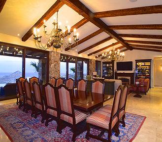 Casa cielo dining