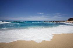 Cabo bello beach