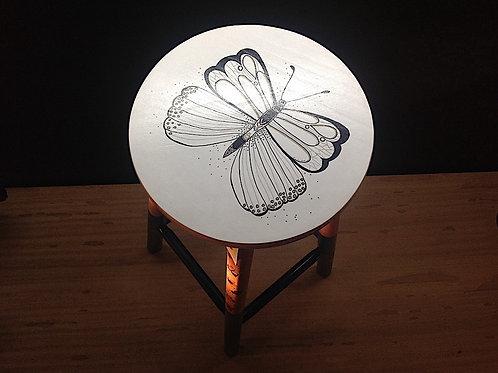 Banco Alto Butterfly