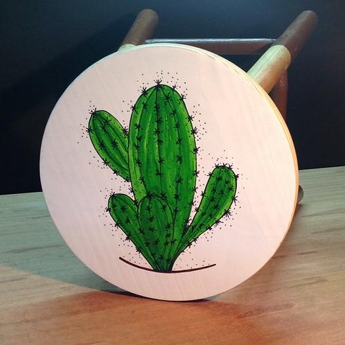 Banco Médio Cactus