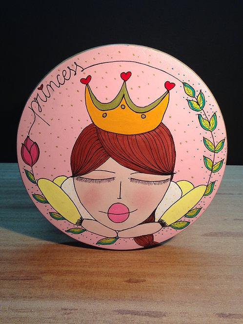 Banco Petit Princesa