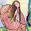Thumbnail: Trio de Ilustrações Metamorfose