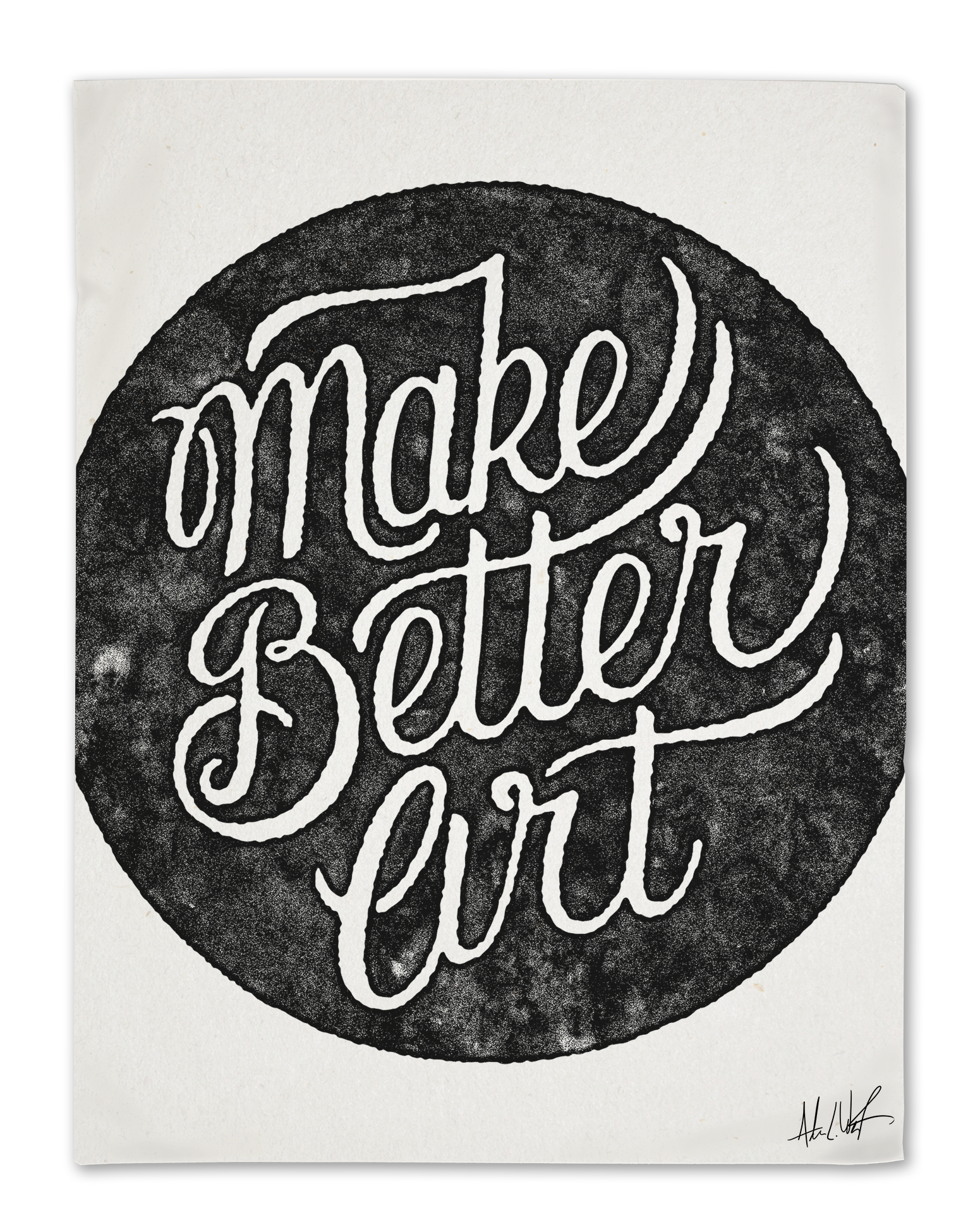 Make Better Art