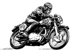 Bernanke Café Racer