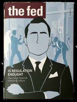 Fed Magazine Cover