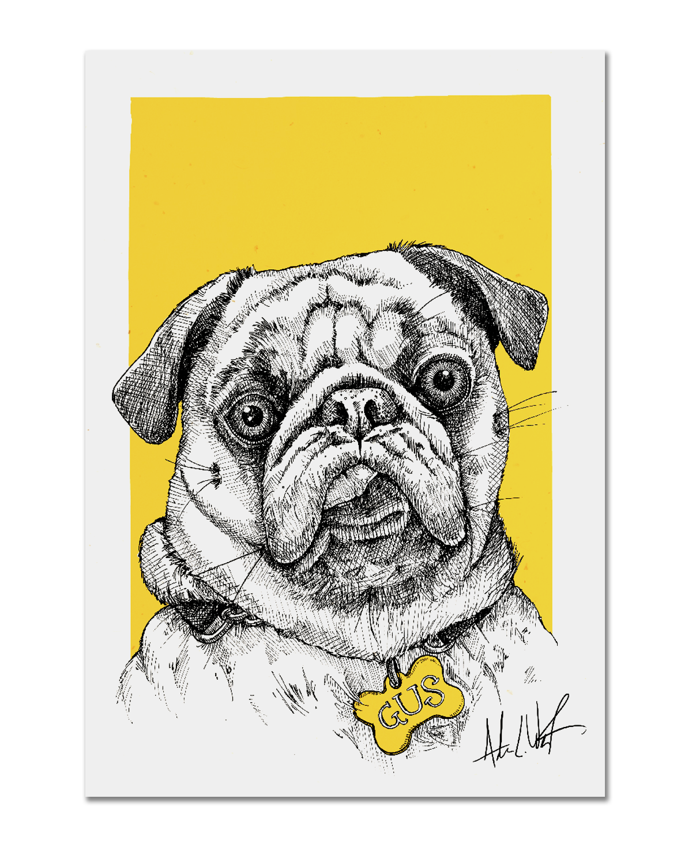 Gus the Pug