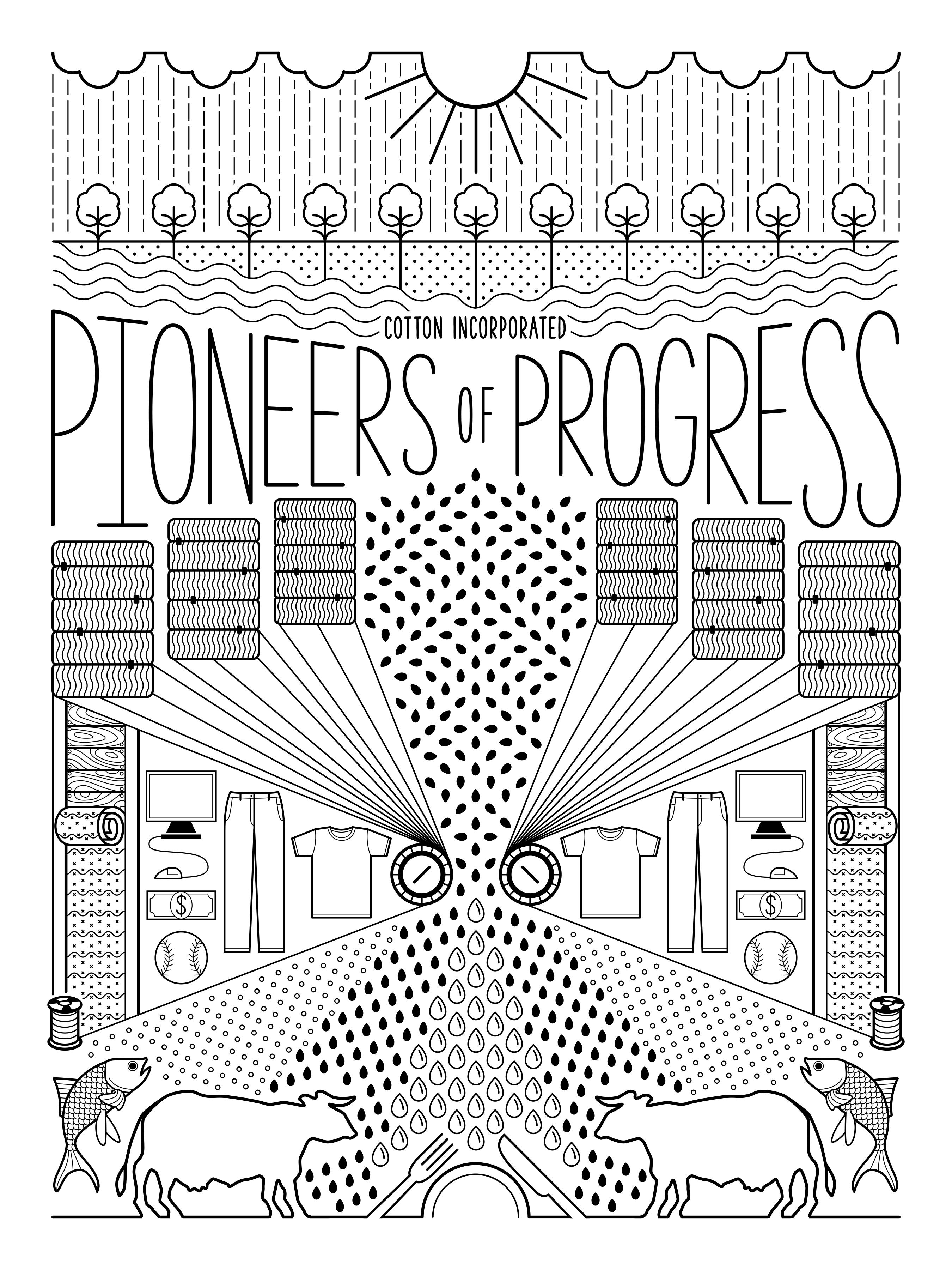 Pioneers of Progress