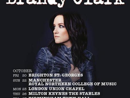 Brandy Clark UK Tour 2017