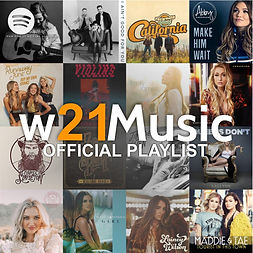 w21Music Square 2019  March SPOTIFY OFFI