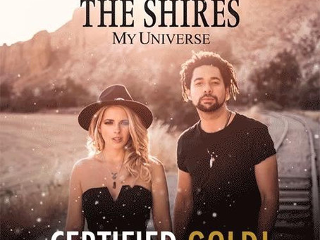 The Shires GOLD!!!