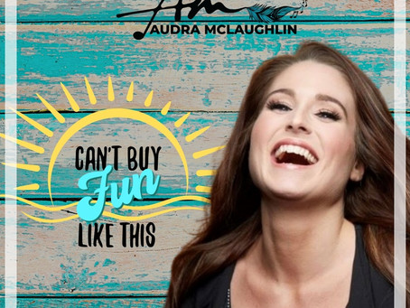 'TEAM BLAKE SHELTON' STAR, AUDRA MCLAUGHLIN TO RELEASE NEW SUMMER SINGLE '(CAN'T BUY) FUN LIKE THIS'