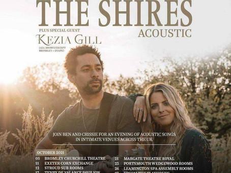 The Shires UK Tour