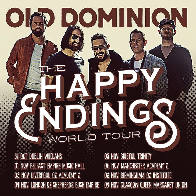 Image result for Old Dominion gigs
