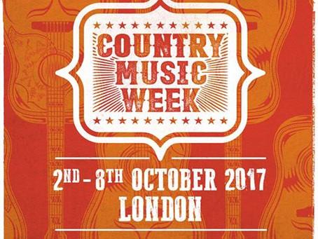 Country Music Week 2017