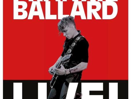 Frankie Ballard UK Tour 2017