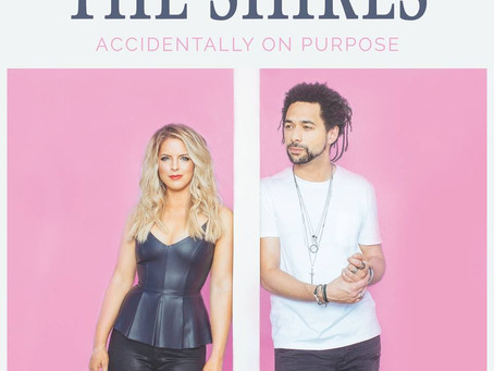 The Shires accidentally reveal their latest album cover on purpose