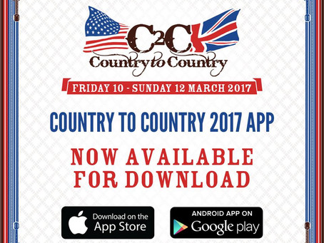C2C Country to Country 2017 App