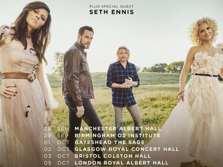 Little Big Town UK Tour 2017