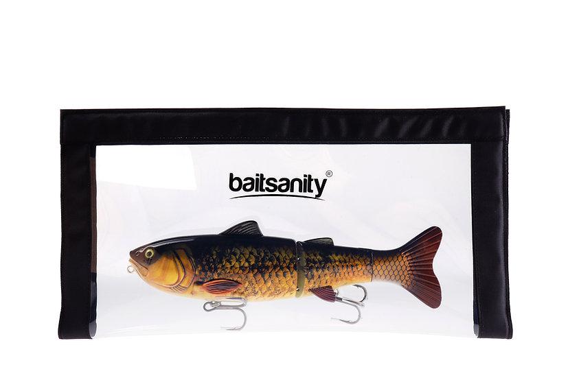 Baitsanity Clear Swimbait Wrap - Heavy Duty