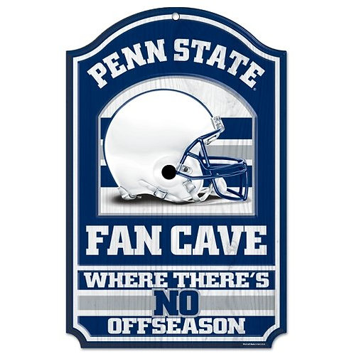 "Penn State ""Fan Cave"" Sign"