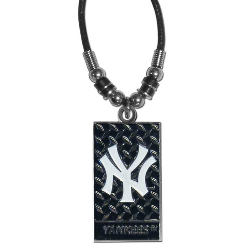 Yankees Necklace
