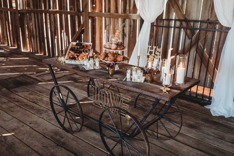 Styled Shoot Fall 2018