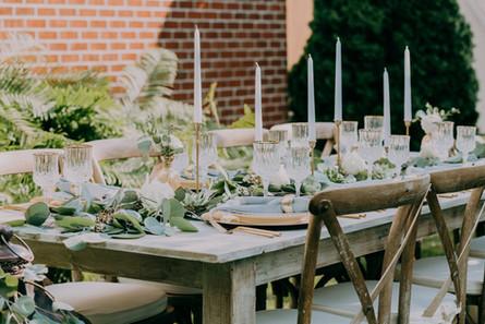 Stylized Wedding Shoot - Summer 2018