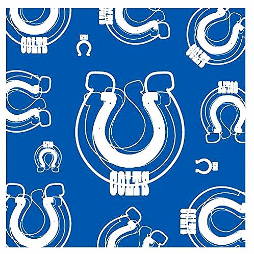 Colts Silk Scarf