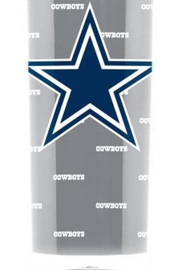 Cowboys  Square Tumbler