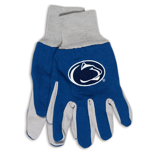 Penn State Adult 2-Tone Gloves