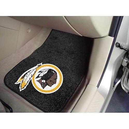 Redskins Car Floor Mats