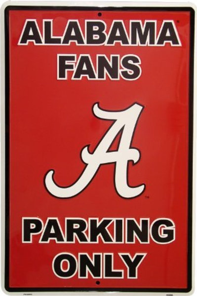 Alabama Parking Sign