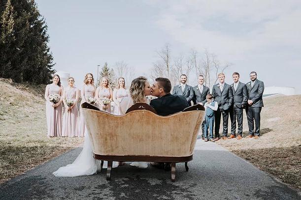 Shabby Chic Event Rentals Wedding Decor