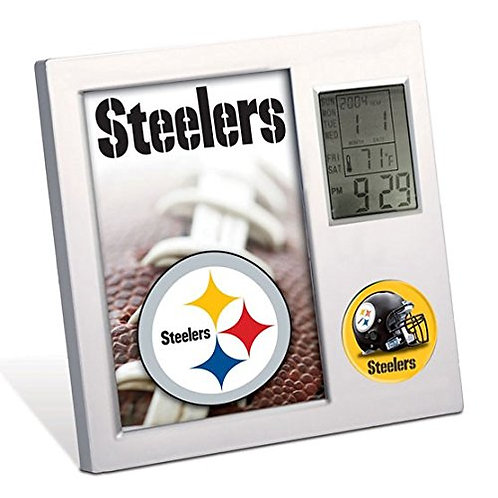 Steelers Digital Clock