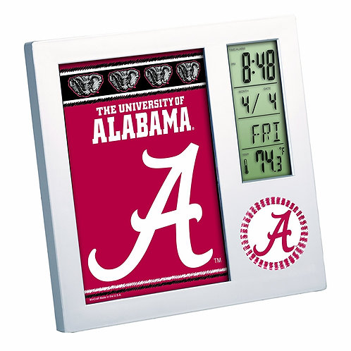 Alabama Digital Clock