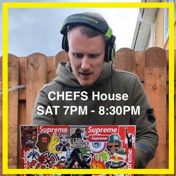 DJP - Chefs House