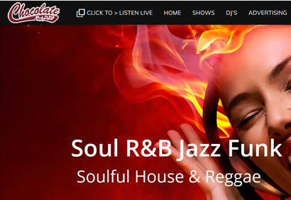 Chocolate Radio - Soul, R&B, Jazz and a whole lot more