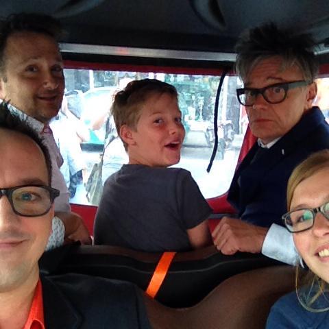 Taxi naar Hotel M in Knokke-Heist