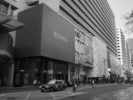 What is the Future for Retail in Hong Kong?