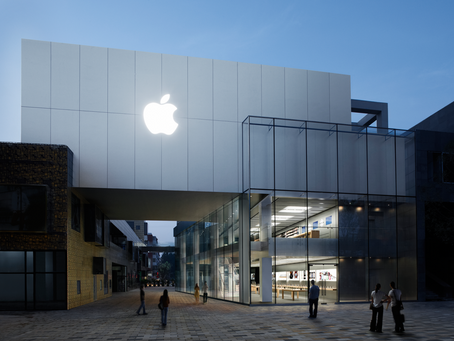 Apple Hits Their Mark in China