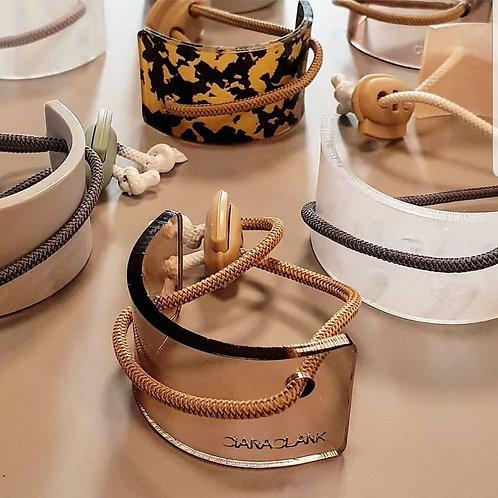 Curved bracelet>hair band
