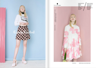 'Candy Coated' editorial for Atlas Magazine