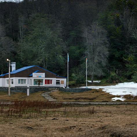 Escuela 44 Heroes Aras San Juan, Puerto Almanza, Tierra del Fuego