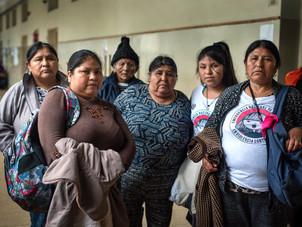34° Encuentro Plurinacional de Mujeres, Lesbianas, Trans, Travestis y No Binaries. La Plata. Octubre 2019  