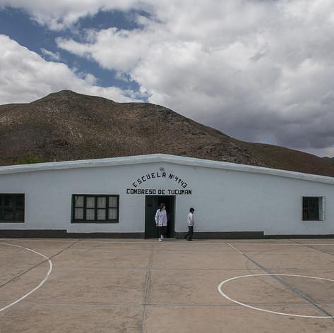 Escuela N° 4143, Congreso de Tucumán, Pueblo Viejo, Salta